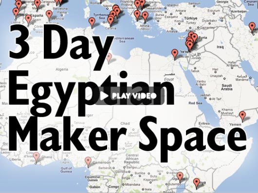 3-Day Egyptian Maker Space